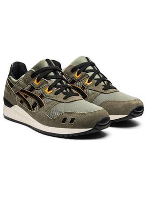 Кросівки кольору хакі Gel-Lyte Iii Og 1203A114-301 | 5763161