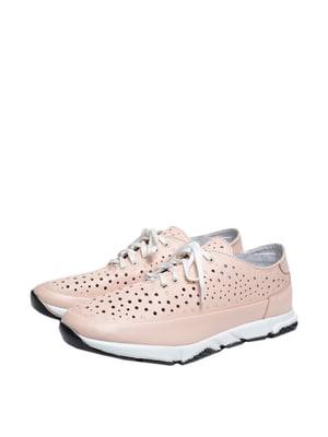 Кросівки рожеві | 5764031