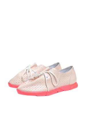 Кросівки рожеві | 5764034