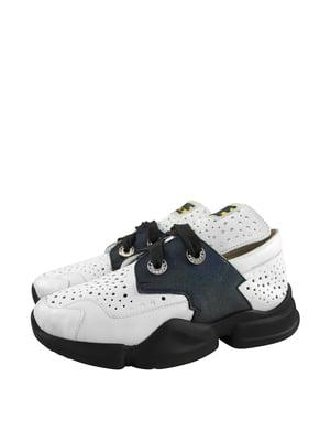 Кросівки комбінованого кольору | 5764081