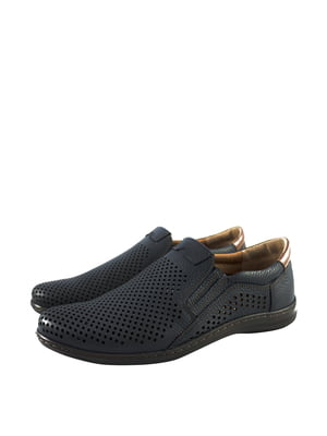 Туфли синие   5764124
