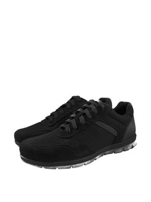 Кроссовки черные   5764140