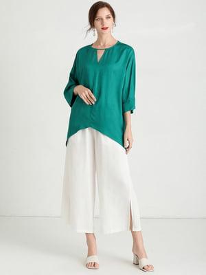 Блуза зеленая | 5764270