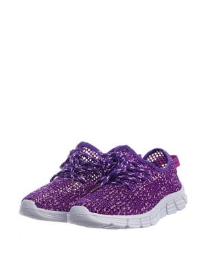 Кросівки фіолетові | 5764712
