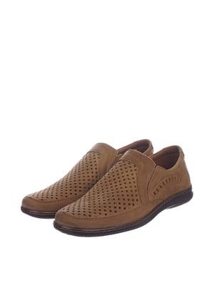 Туфли коричневые   5764793
