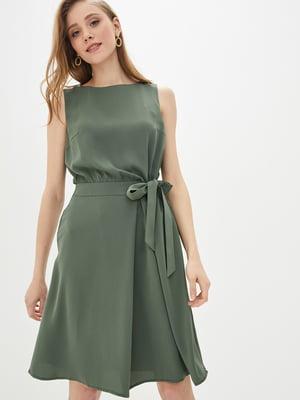 Платье цвета хаки | 5765721