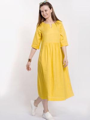 Сукня жовта   5765766