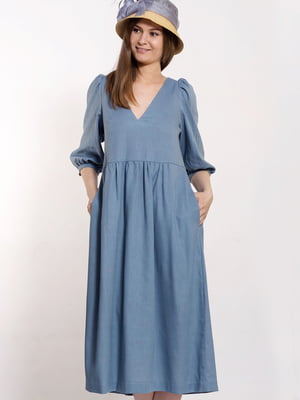 Сукня блакитна   5765769