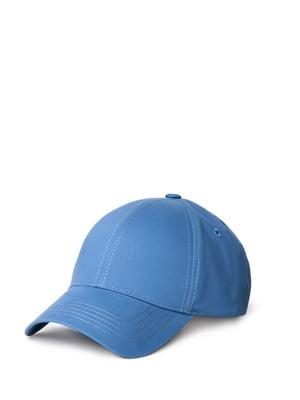 Бейсболка синяя   5763538