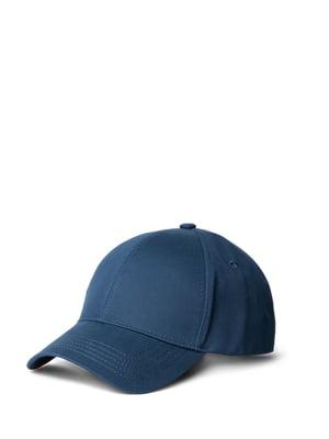 Бейсболка синяя   5763541