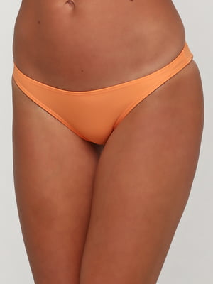 Трусы купальные оранжевые   5766004
