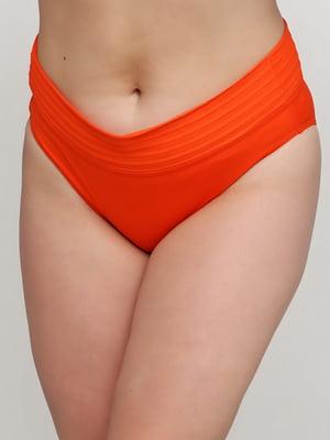 Труси купальні помаранчеві | 5766106