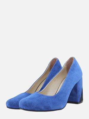 Туфлі сині   5751200