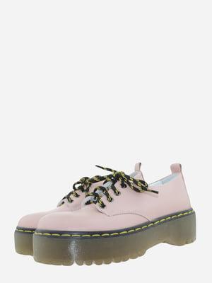 Туфлі рожеві   5751201