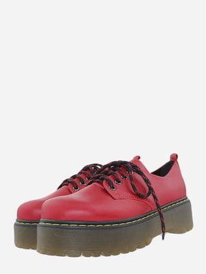 Туфлі червоні   5765494
