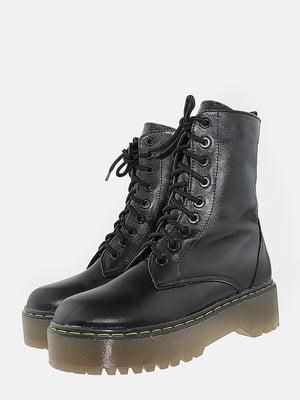 Черевики чорні | 5747134