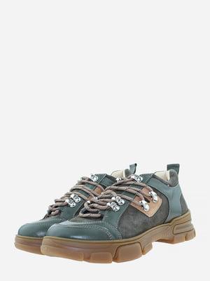 Кросівки зелені | 5752794