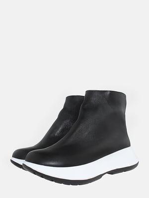 Черевики чорні | 5766262