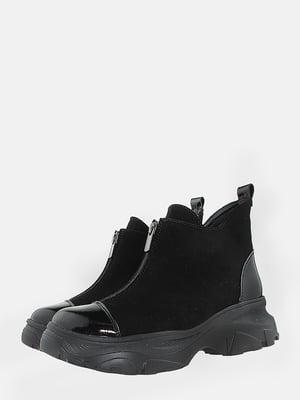 Черевики чорні | 5766270