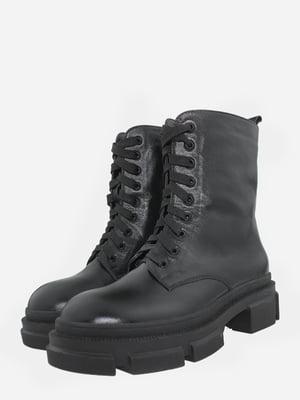 Черевики чорні | 5766275