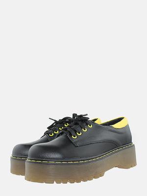 Туфлі чорні | 5766299