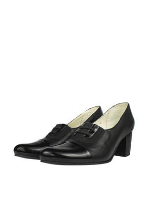 Туфлі чорні | 5766537