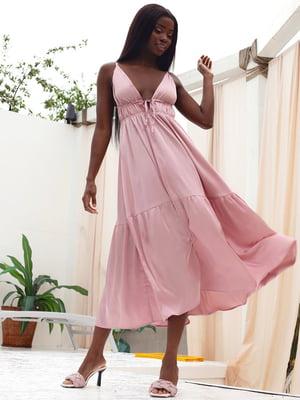 Платье пудрового цвета   5767136