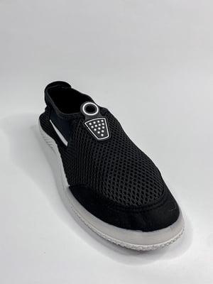 Сліпони чорні з логотипом | 5765708