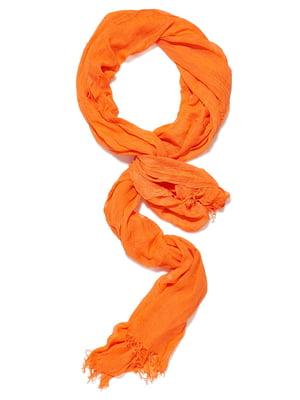 Шарф помаранчевий   5767979