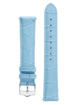 Ремінець для годинника блакитний   5767991