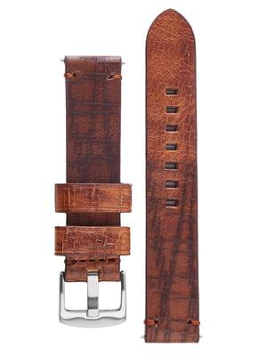 Ремінець для годинника коричневий   5767997