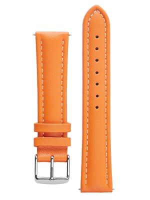 Ремінець для годинника помаранчевий   5768003