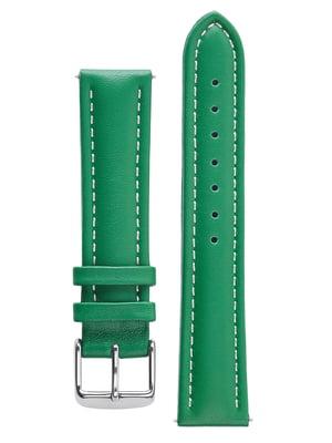 Ремінець для годинника зелений   5768008
