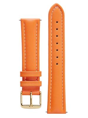 Ремінець для годинника помаранчевий   5768009