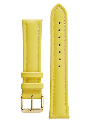 Ремешок для часов желтый | 5768011