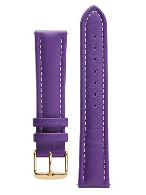 Ремінець для годинника фіолетовий | 5768013