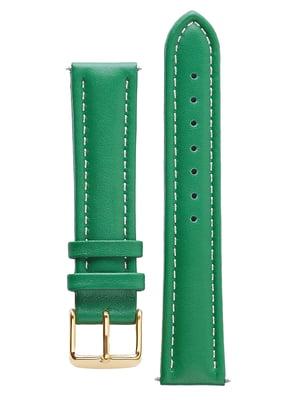 Ремінець для годинника зелений   5768015