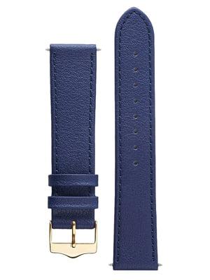 Ремінець для годинника синій   5768017