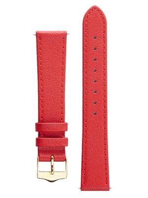 Ремінець для годинника червоний   5768018