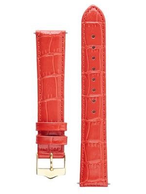 Ремінець для годинника червоний   5768025