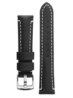 Ремінець для годинника чорний   5768031