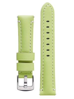 Ремінець для годинника салатовий   5768036