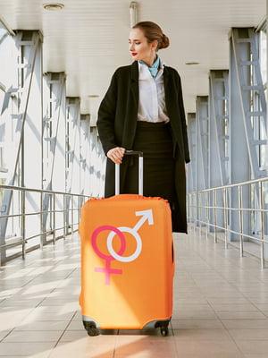 Чохол для валізи | 5768076