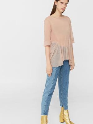 Блуза рожева | 5234221