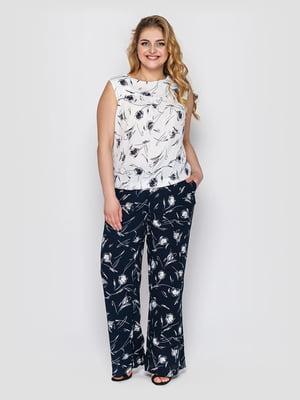Костюм: блуза и брюки   5768281