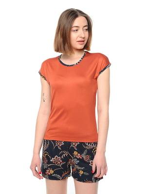 Пижама: футболка и шорты   5768671