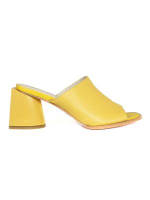 Сабо желтые | 5769286