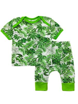 Костюм ясельный: футболка и ползунки   5769853