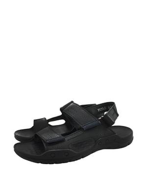 Сандалии черные | 5769892