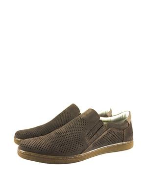 Туфли коричневые   5769935